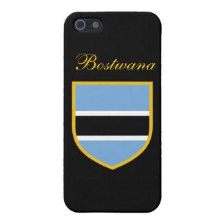 Beautiful Botswana Flag iPhone SE/5/5s Cover