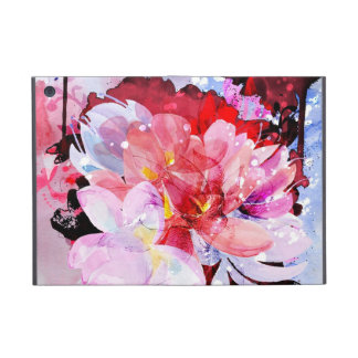 Beautiful bouquet of flowers case for iPad mini