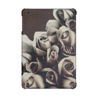 Beautiful Bouquet Roses Grunge iPad Mini Cover