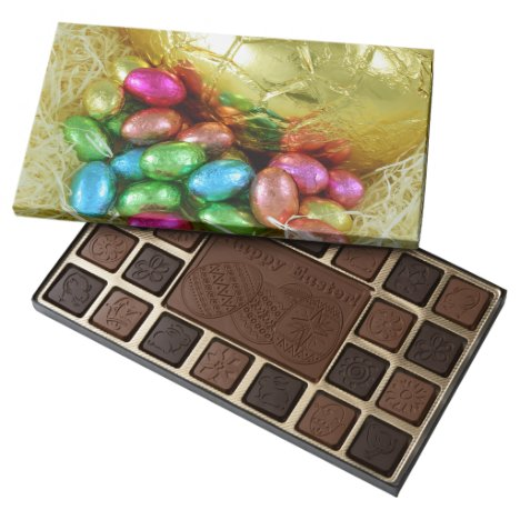 Beautiful Box Of Chocolates For Easter