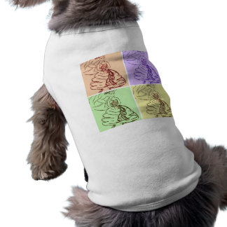 Beautiful Bride Dog Tshirt