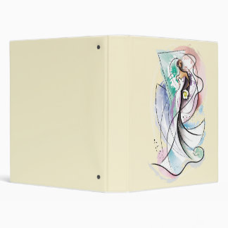 Beautiful Bride Wedding Notebook Binder