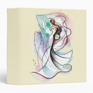 Beautiful Bride Wedding Notebook Vinyl Binders