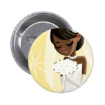 Beautiful Brides 2 Inch Round Button