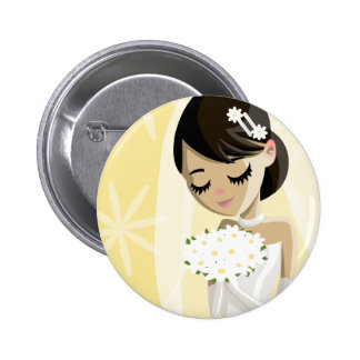 Beautiful Brides Button