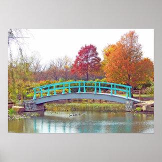 Beautiful Bridge Poster