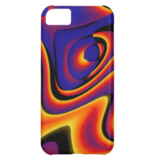 Beautiful bright abstract case iPhone 5C case