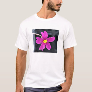 Beautiful Bright Pink Flower T-Shirt