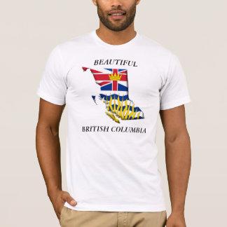 BEAUTIFUL BRITISH COLUMBIA T-SHIRT