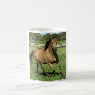 Beautiful Buckskin Horse Mug