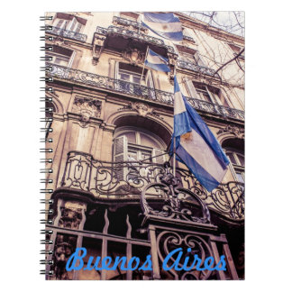 Beautiful Buenos Aires Notebook