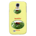 Beautiful But Deadly Cow Killer Wasp Samsung Galaxy S4 Covers