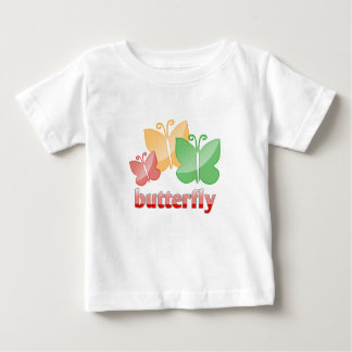 Beautiful butterfies baby T-Shirt