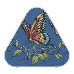 Beautiful Butterflies Art Customizable background Bluetooth Speaker