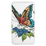 Beautiful Butterflies Art Customizable background Galaxy S4 Pouch