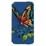 Beautiful Butterflies Art Customizable background Incipio Watson™ iPhone 6 Wallet Case