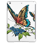 Beautiful Butterflies Art Customizable background iPad Air Covers