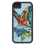 Beautiful Butterflies Art Customizable background iPhone SE/5/5s Case
