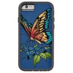 Beautiful Butterflies Art Customizable background Tough Xtreme iPhone 6 Case