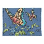 Beautiful Butterflies Art Customizable background Tyvek® Card Wallet