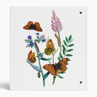 Beautiful Butterflies Binder