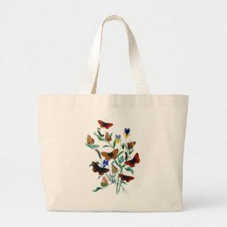 Beautiful Butterflies Canvas Bags