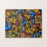 Beautiful Butterflies Jigsaw Puzzle