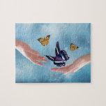 Beautiful Butterflies Jigsaw Puzzles