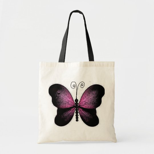 Beautiful Butterfly Bag