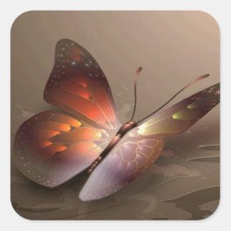 beautiful-butterfly-brown-pattern.jpg square sticker