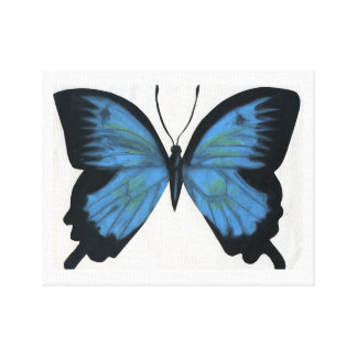 Beautiful Butterfly Canvas Print