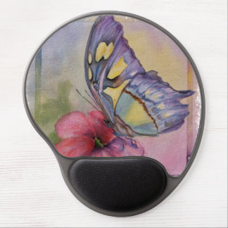 BEAUTIFUL BUTTERFLY GEL MOUSE PAD