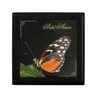 Beautiful Butterfly Gift Box
