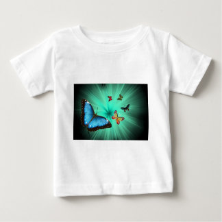 Beautiful Butterfly Journey Baby T-Shirt