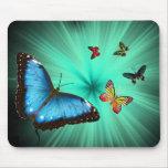 Beautiful Butterfly Journey Mousepad