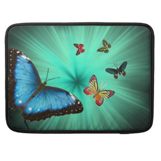 Beautiful Butterfly Journey Sleeve For MacBook Pro