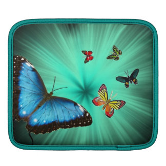 Beautiful Butterfly Journey Sleeves For iPads