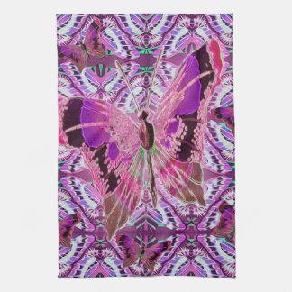 Beautiful Butterfly Kitchen Towels