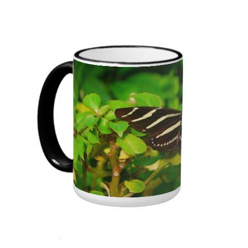 Beautiful Butterfly Mug zazzle_mug