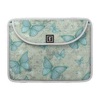 Beautiful Butterfly Pattern Design Macbook Sleeve MacBook Pro Sleeve