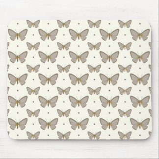 Beautiful Butterfly Pattern Mouse Pad