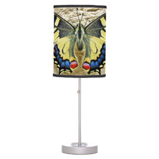 Beautiful Butterfly Table Lamp