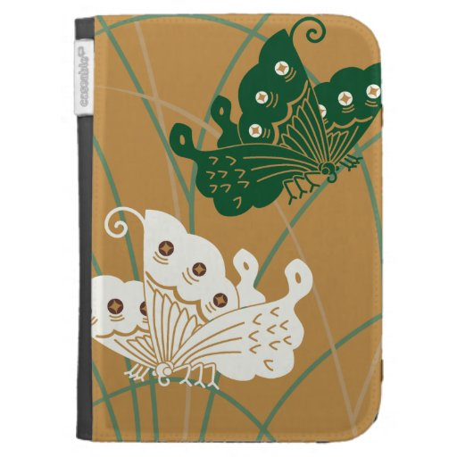 Beautiful butterfly to stay in grass kindle keyboard covers