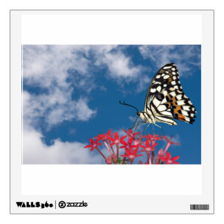 Beautiful Butterfly Wall Decal