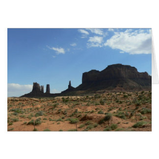 Beautiful Buttes Card
