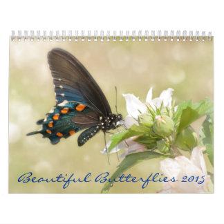 Beautiful Buttterflies 2015 Calendar