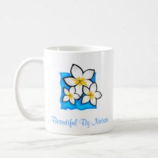 Beautiful By Nature Classic White Coffee Mug
