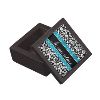 Beautiful calligraphy name design premium trinket box