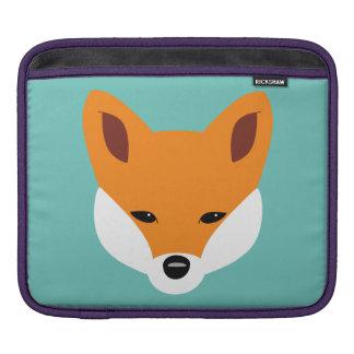Beautiful Calm Fox iPad Sleeves