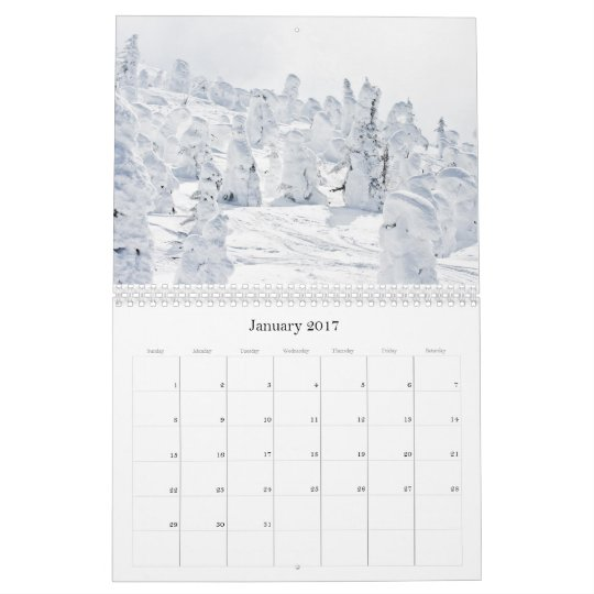 Beautiful Canada Calendar